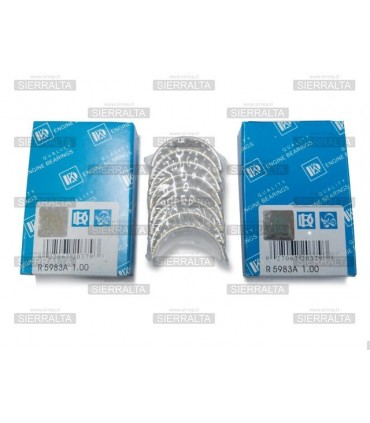 Metal biela 050 Juego CHINA CB-2404A