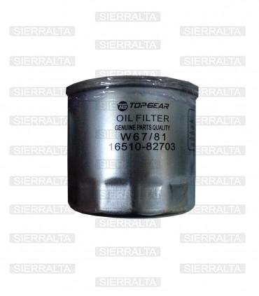 Filtro de aceite (W67/81) EUA