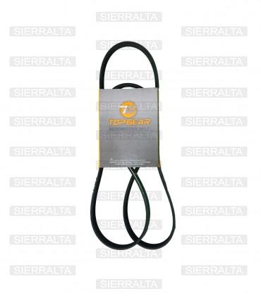Correa ventilador alternador (s/ac) (5PK1545) CHINA